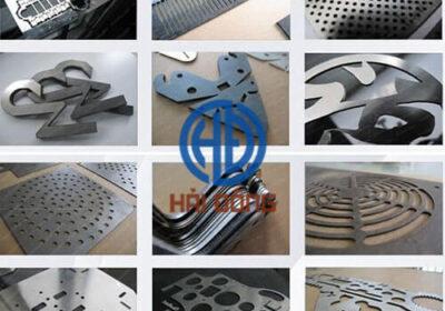 Cắt CNC kim loại theo yêu cầu