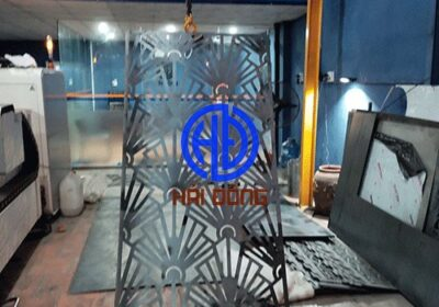Vách ngăn CNC bằng sắt