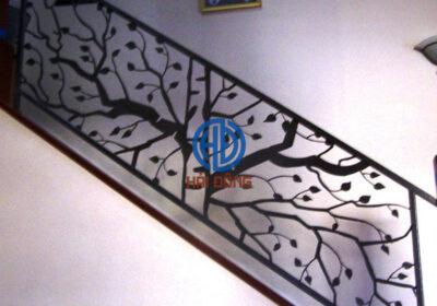 Cầu thang sắt cắt cnc