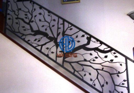 Cầu thang sắt cnc